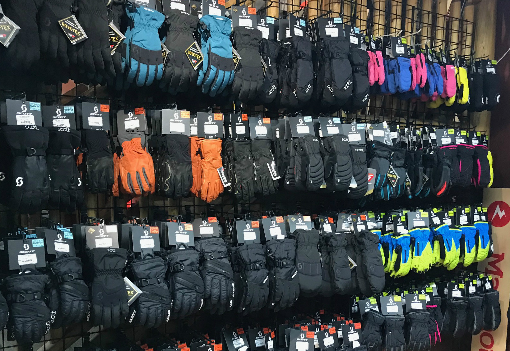 gloves for days